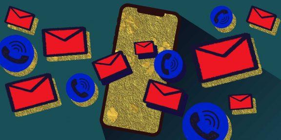 5 способов защититься от телефонного спама
