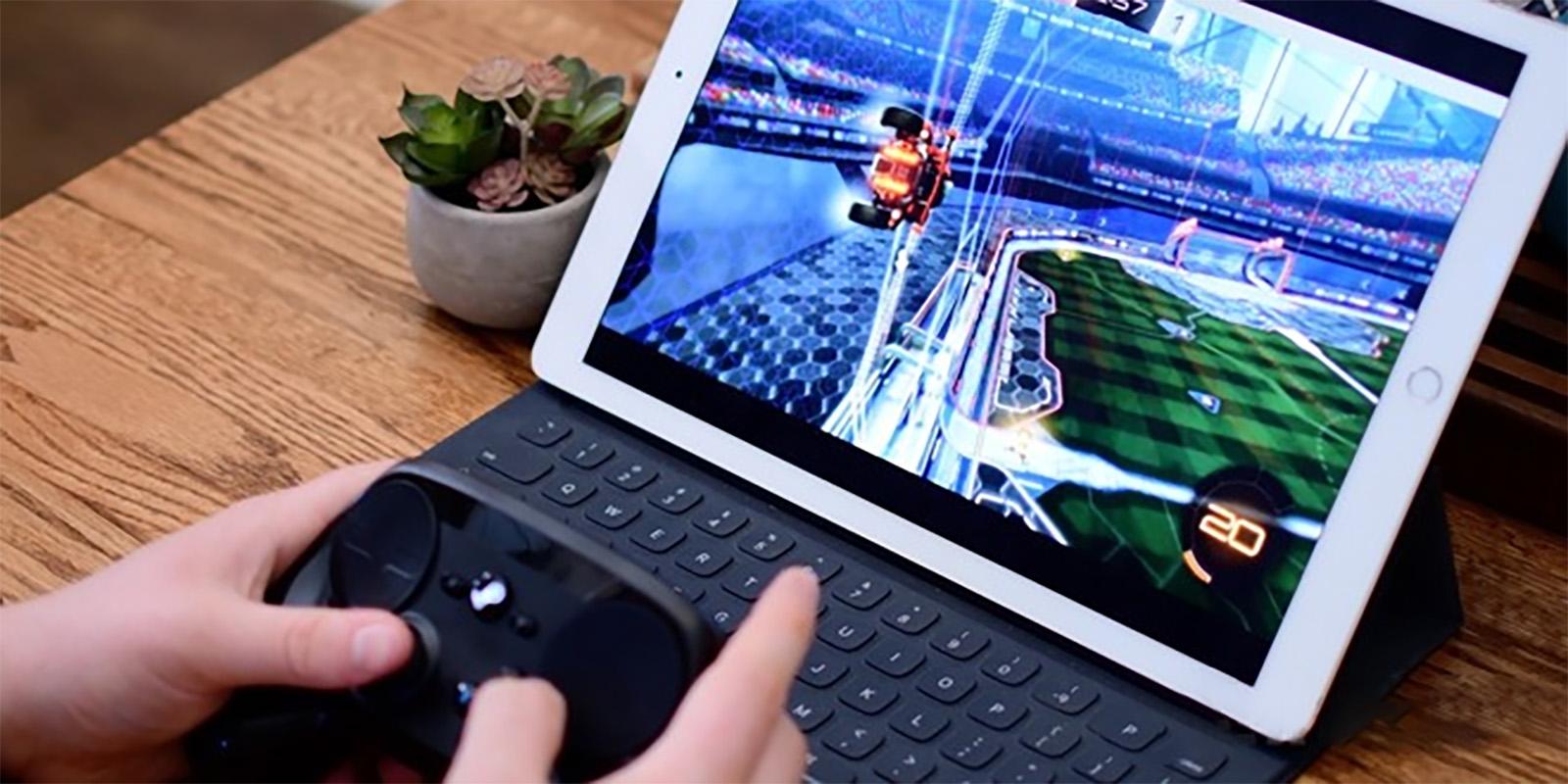 Как запускать игры из Steam на iPhone, iPad и Apple TV