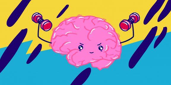 Почему физические упражнения нужны не только вашему телу, но и мозгу