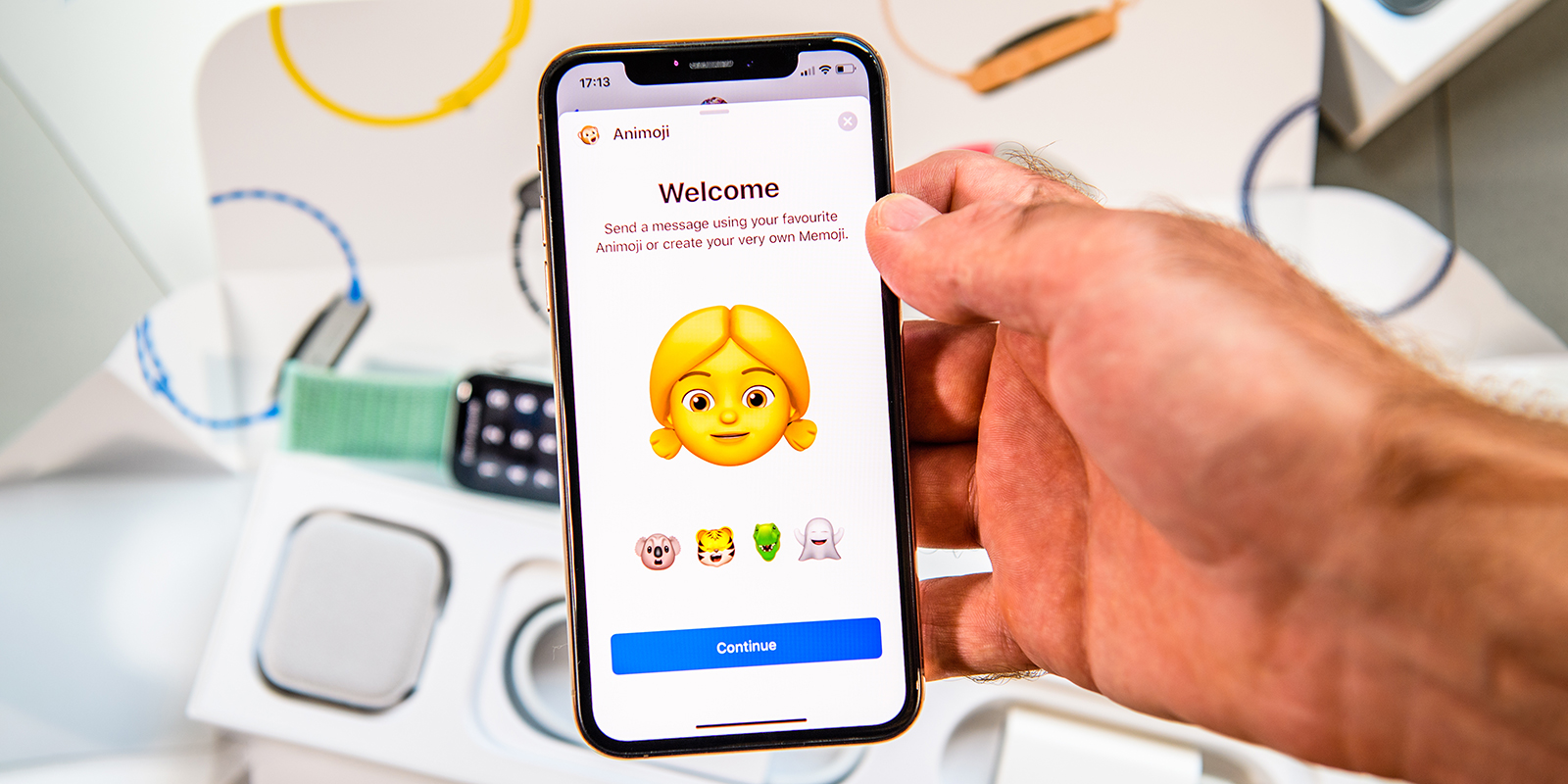 Что такое Memoji-стикеры и как их использовать в любом приложении
