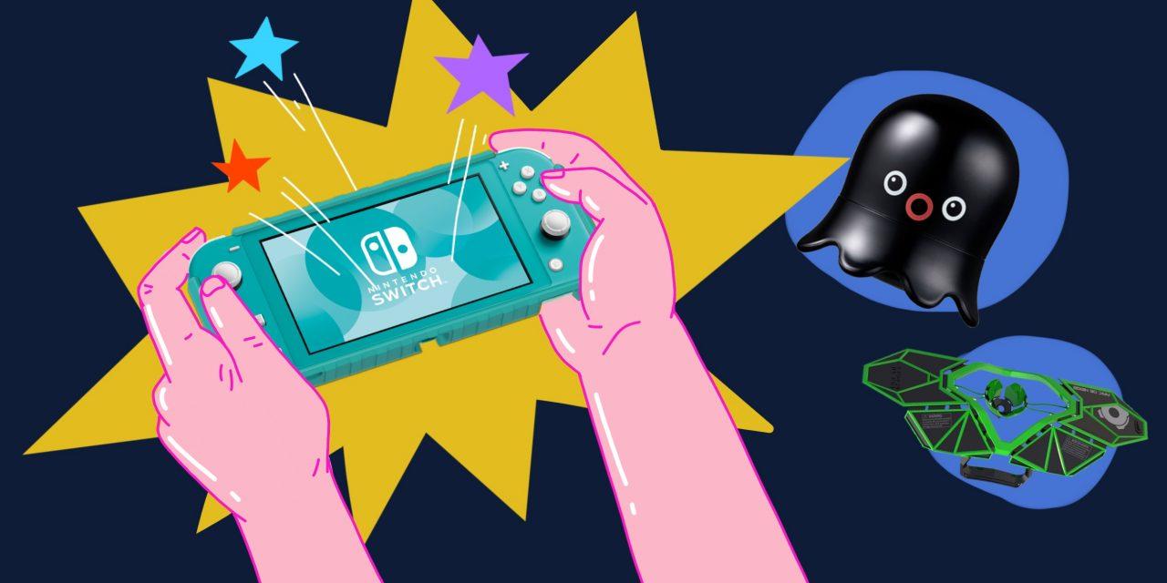 Конкурс Лайфхакера и goods.ru завершён: узнайте, кто получил Nintendo Switch Lite