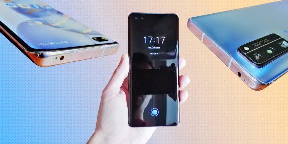 Обзор Honor 30 Pro+ — флагманского смартфона для любителей выделяться