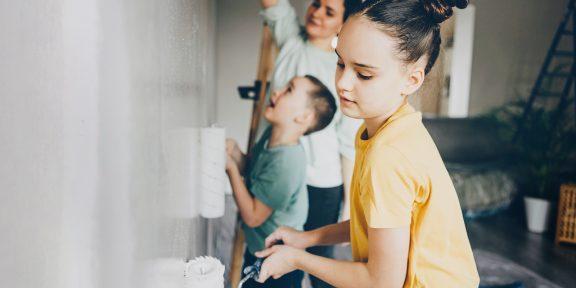 11 советов для тех, кто планирует ремонт в детской