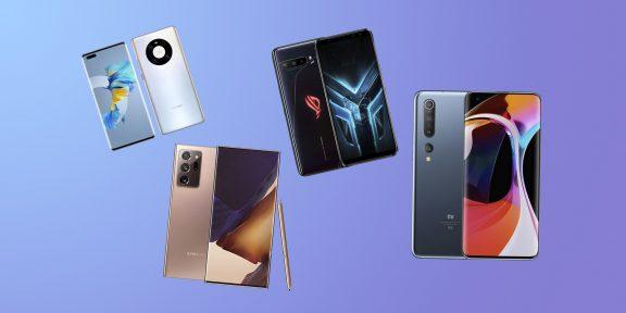 5 Android-смартфонов, которые утрут нос новому iPhone 12 Pro Max