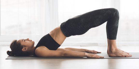 10 лучших упражнений от боли в пояснице