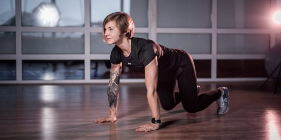 Прокачка: сделайте тело сильным и пластичным за 20 минут в день