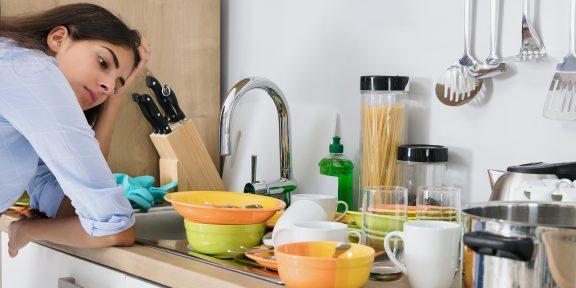 8 ошибок в организации пространства на кухне, которые отнимают у вас время