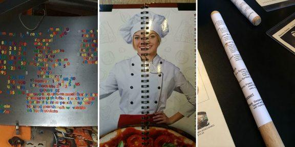Доигрались со шрифтами: 16 примеров ужасно оформленных меню в ресторанах