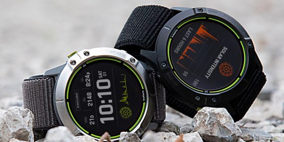Garmin представила смарт-часы Enduro с автономностью до 65 дней