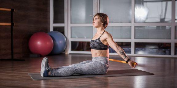 Прокачка: крутой комплекс для хорошей осанки и здоровых плеч