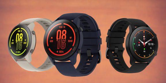 На AliExpress временная скидка на смарт-часы Xiaomi Mi Watch