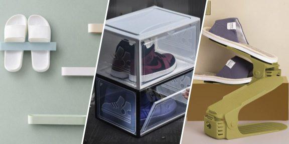 10 недорогих органайзеров для обуви с AliExpress