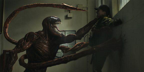 Романтика, разочарования и сцена после титров: что пишут зрители о «Веноме-2»